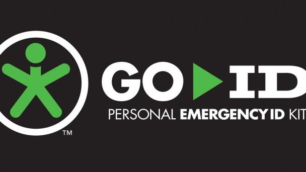 Go ID logo